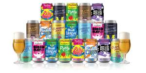 20 craft beers (Tiny Rebel Bundle) + tasting glasses, snack and a magazine for £19 delivered - NEW CUSTOMERS ONLY