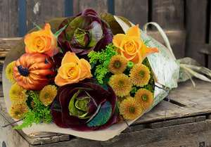 Halloween Autumn Bouquet £12.99 Roses £9.99 Carnations £9.99 Unicorn roses £18.99 Basket of fruit £24.99 FREE DELIVERY @ Homebargains