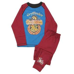 Harry Potter & Marvel Avengers Pyjamas Sizes 4-5yrs, 5-6yrs, 7-8yrs only £4.99 @ Poundstretchers
