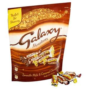 Celebrations Pouch 450G / Heroes 400G / Quality Street 500G / Galaxy Chocolate Minis  414G / Roses 400G 2 for £5 @ Tesco (from 17th October)