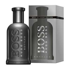 One day fragrance deals everyday this week - Hugo Boss Boss Bottled Man of Today 50ml spray £23.95 delivered with code @ Fragrance Direct