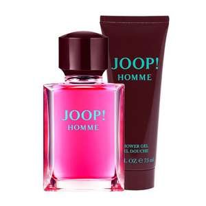One day fragrance deals everyday this week - Joop Homme 75ml gift set with edt spray and shower gel £19.95 @ Fragrance Direct