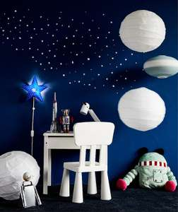 Creative ways to entertain the kids Free Downloads Make a solar system mobile Build a brilliant den & Draw amazing animals links in op@ Ikea