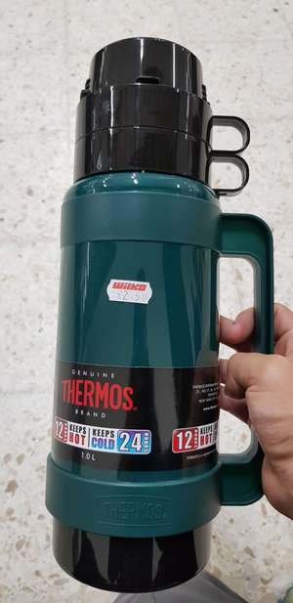 Thermos flask £2.50 @ Wilko - Bournemouth