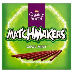Quality Street  Matchmakers 120G £1 @ tesco