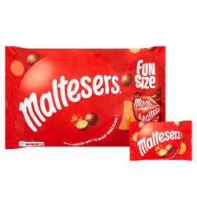 Maltesers Fun Size 9 Pack - Was £3 now £1.40 @ Asda