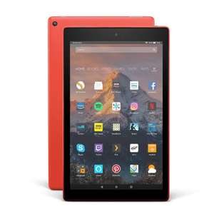 Certified Refurbished Fire HD 10 Tablet with Alexa Hands-Free £99.99 Amazon