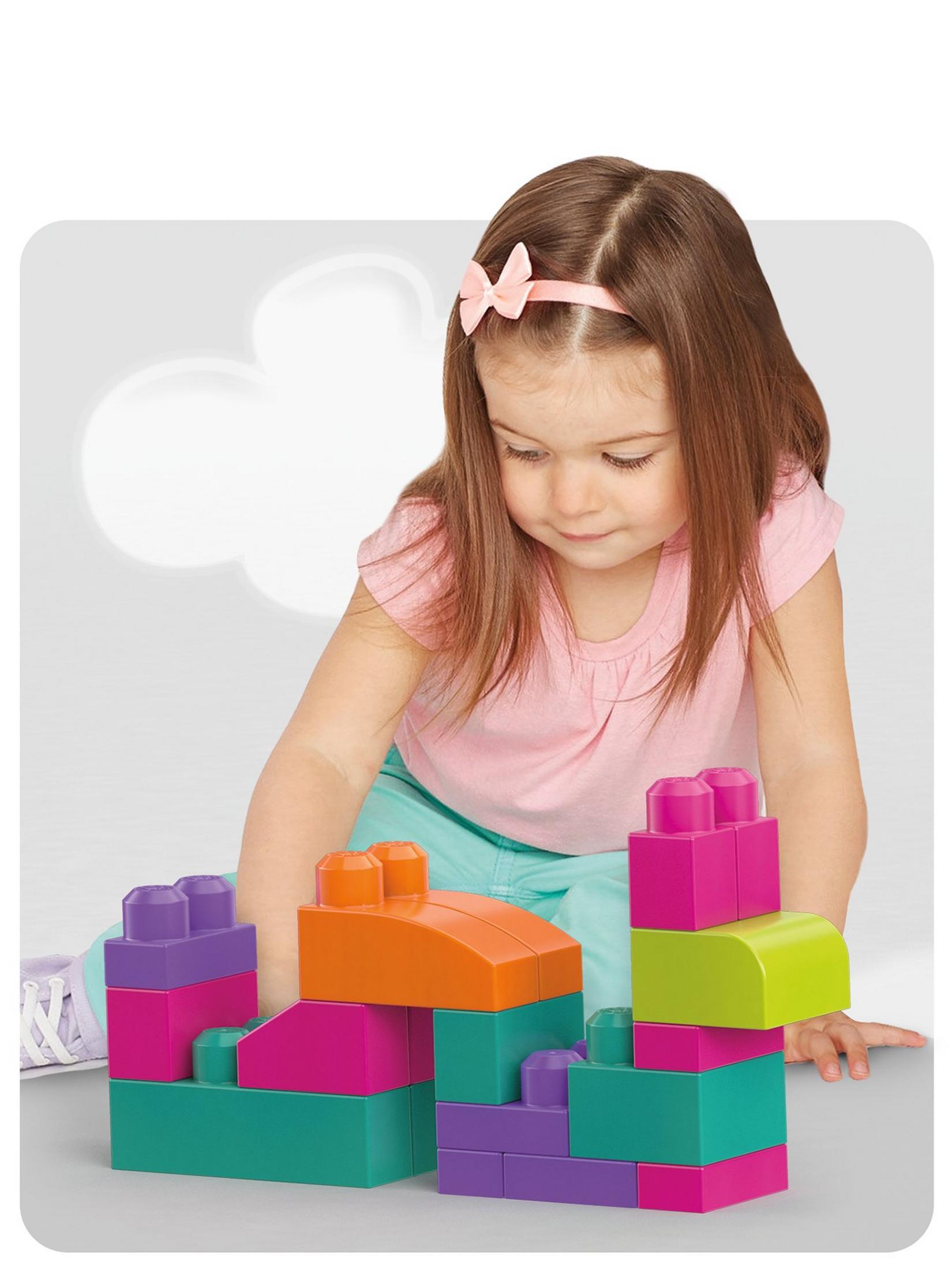 Mega Bloks First Builders 60-Piece Bag £11.61 @ Very - Free c&c