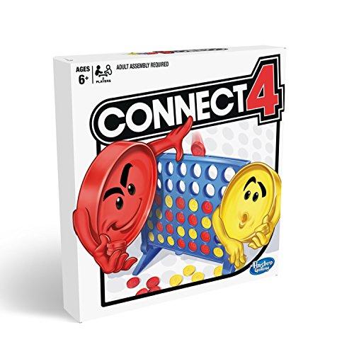 Hasbro Gaming Connect4 Game £7.99 (Prime) / £12.48 (non Prime) at Amazon