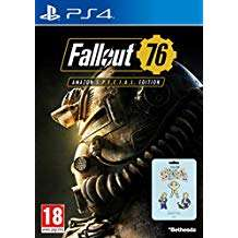 Fallout 76 S.*.*.C.*.*.L. Edition w/ 4 part pin set Prime Student Offer £57.98 (PS4/XB1), £52.98 (PC) @ Amazon