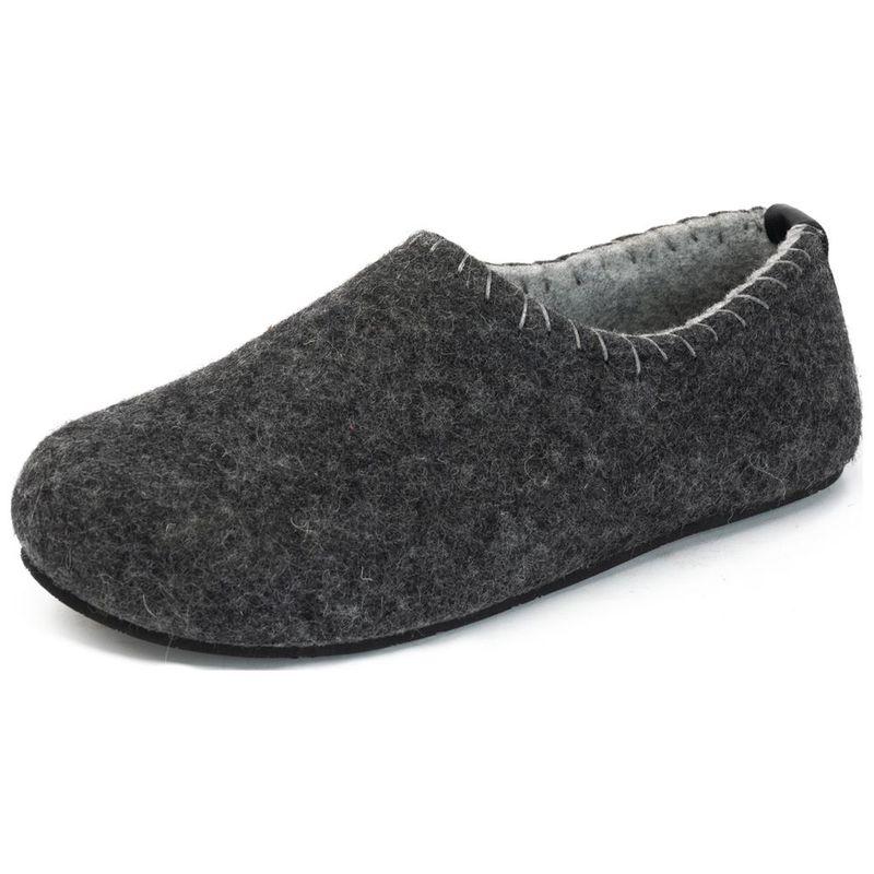 Best to keeep your feet warm - Mens Yew Slippers (Dark Grey) £29.99 @ Sport pursuit