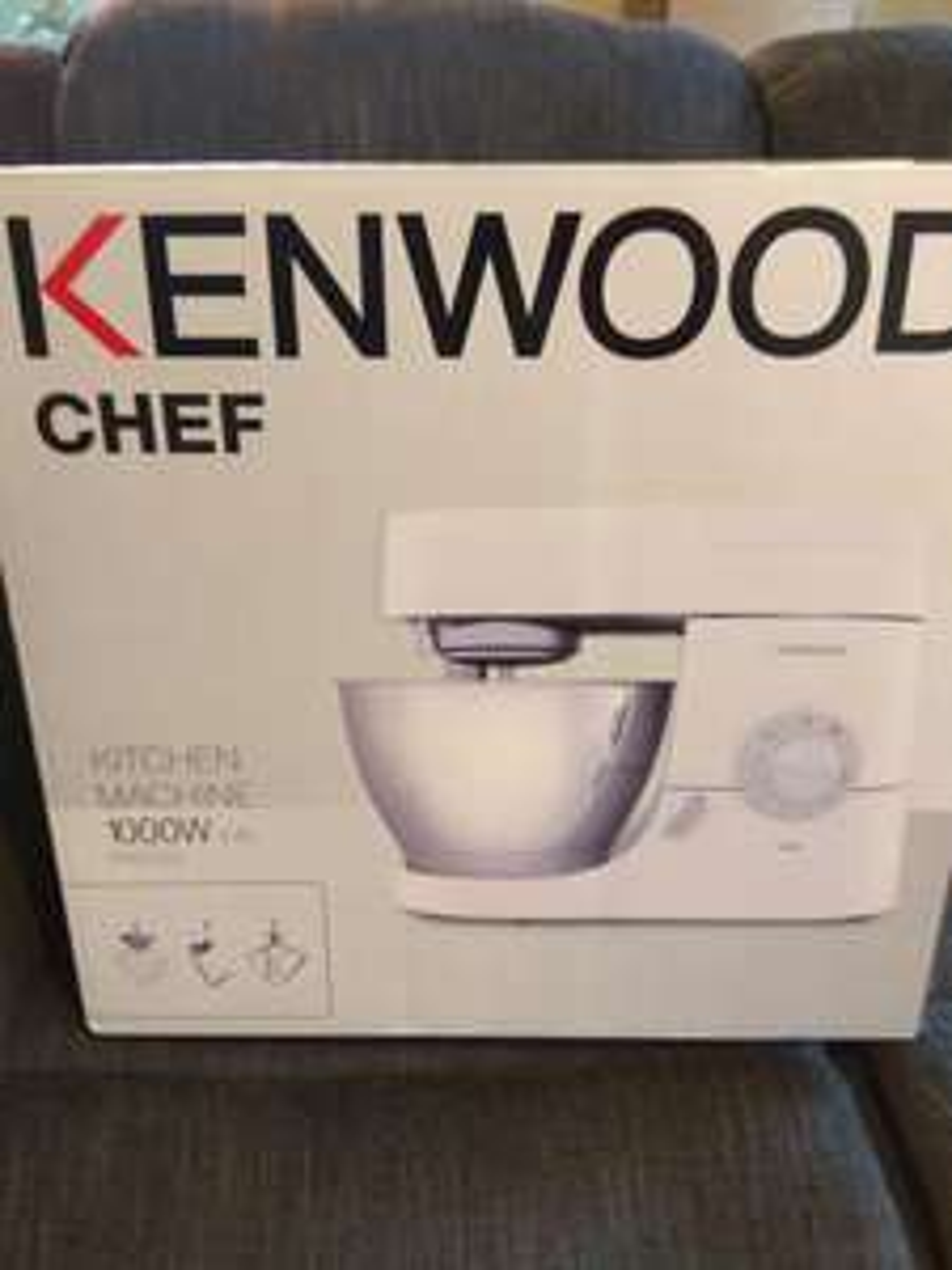 Kenwood Chef Food Mixer / Stand Mixer KMC515 £74.99 at Dunelm - Bournemouth