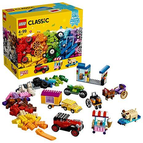 25% off Lego 10715 Classic Bricks on a Roll £15, 31079 Creator Surfer Van £18.75 & 42074 Technic Racing Yacht £18.75 @ The Entertainer