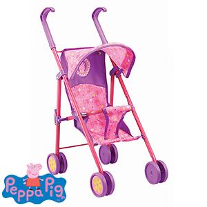 Peppa Pig Stroller - £7.99 @ Home bargains