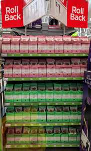 Asda instore now has Gin & Tonic and Prosecco non-alcoholic sweets £1