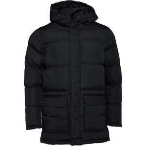 French Connection Mens Row Parka Jacket in Black £39.99 / Upto 60% Off Selected Timberland at MandM Direct ( + £4.99 Del)