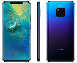 Claim a free Huawei Watch GT and Wireless Charger, worth £259 when you pre-order and purchase a Huawei Mate20 Pro