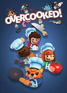 [Steam] Overcooked - £2.59 - Fanatical