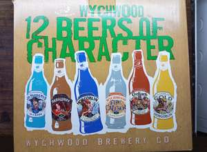 Wychwood Beers of Character 12x500ml £13.99 at Aldi