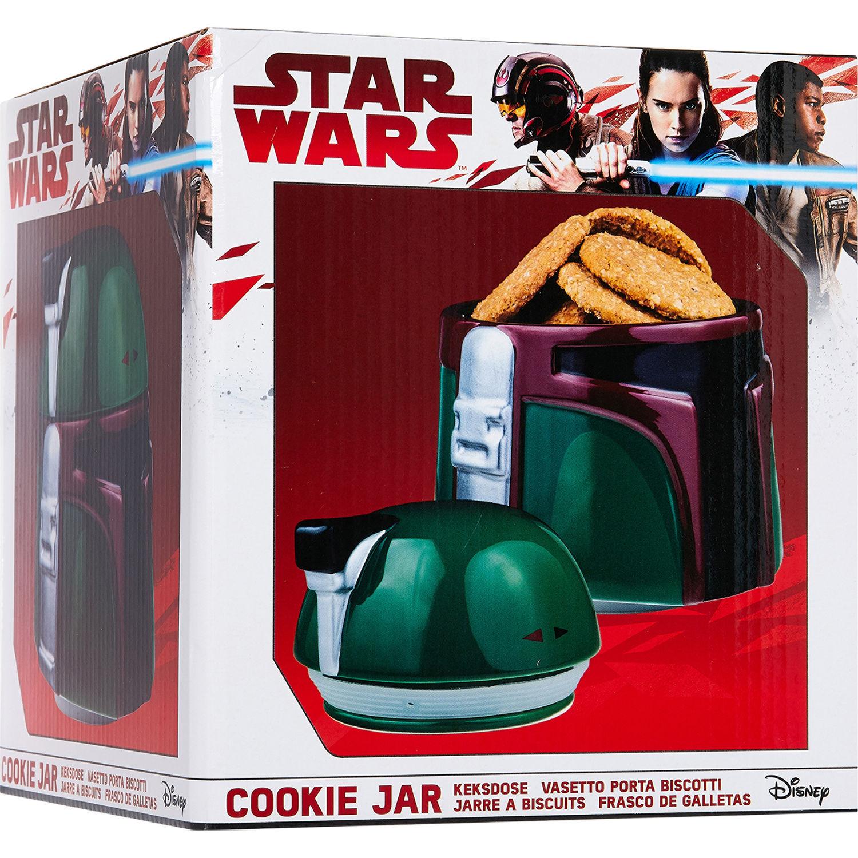 Star Wars Boba Fett cookie jar - £9.99 (+ £1.99 C&C or £3.99 Delivery) @ TK Maxx