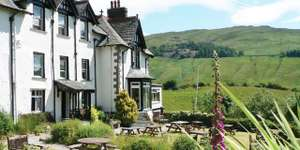Lake District - 2-night Coaching Inn stay at 'The Mortal Man Inn' for 2 with Continental Breakfast from £89 via Travelzoo