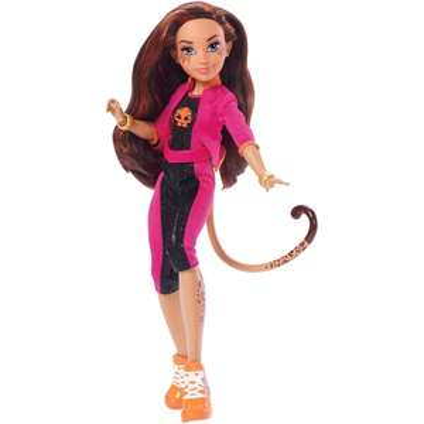 DC SUPERHERO GIRLS DOLLS (BARBIE SIZE) £4.99 AT SMYTHS