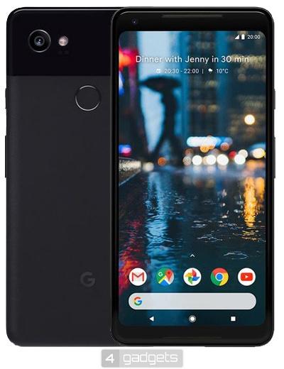 Google Pixel 2 XL Black 64GB Refurb Good £339.99 + 12 Month Warranty @ 4Gadgets