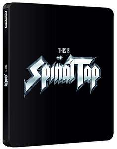 This Is Spinal Tap (30th Anniversary Steelbook Edition) £7.99 @ amazon.co.uk Prime / £10.98 non-Prime