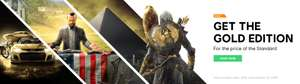 Get the Gold Edition for the price of the Standard - Various Games @ Ubisoft