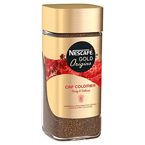 NESCAFÉ Gold Origins Cap Colombia Instant Coffee, 100 g x6 - £4.49 (Add on item) @ Amazon Prime Exclusive