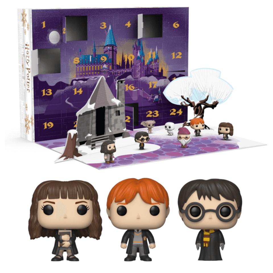 Harry Potter Funko Pop Advent Calendar - £49.99 @ Zavvi