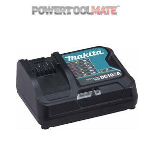 Makita DC10SA 10.8V CXT Fast Battery Charger at eBay with code - £26.09 (Store: powertoolmate)