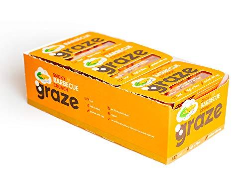 Graze Smoky Barbecue Crunch 31g (Pack of 9) @ Amazon - £4.49 Prime / £8.98 non-Prime