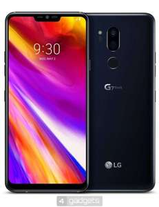 LG G7 ThinQ Black 64GB - Refurbished Good/Excellent From £329.99 @ 4Gadgets