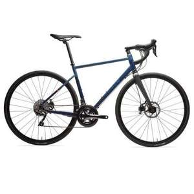 TRIBAN RC 520 Disc Road Bike, Navy - 105 £729 @ Decathlon