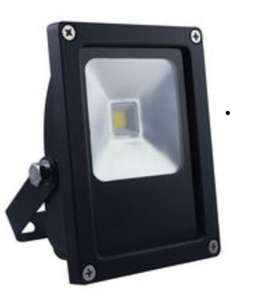 10w LED floodlight £2.28 @ CPC