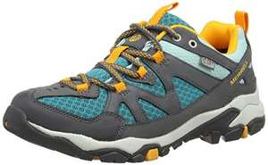 Merrell Women''s Tahr WTPF Low Rise Hiking Shoes size 5 only £37.27 @ Amazon