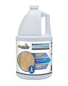 Sheiner's Hardwood Floor Cleaner Concentrate for Deep Cleaning of Wood, Laminate, Natural @ amazon £8.48 (£4.49 delivery non prime)