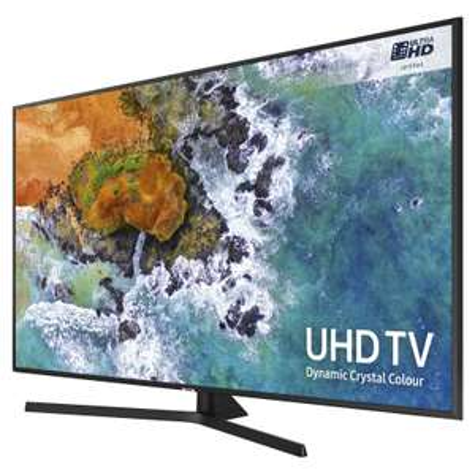SAMSUNG UE43NU7400 43'' UHD HDR Dynamic CRYSTAL COLOUR 4K TV £411.30 w/code / SAMSUNG UE49NU7100 49'' 4K TV £411.30 w/code @ hughes ebay