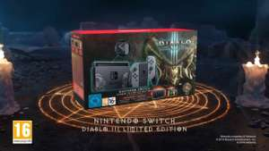 Nintendo Switch Limited Edition Diablo III £342.36 GameStop exclusive