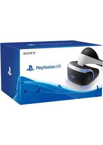 Sony PlayStation VR (Virtual Reality Headset) (PS4 PSVR) £199.99 @ base.com