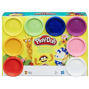 Play-Doh Rainbow Starter Pack at Sainsbury's for £2.99