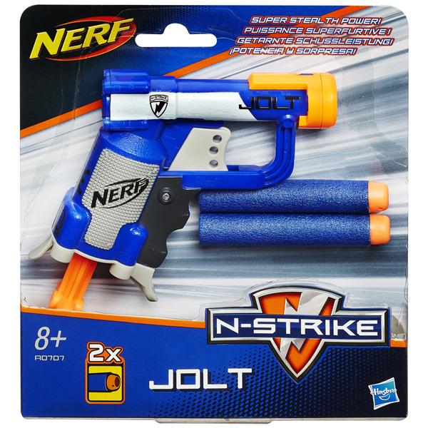 Nerf N-Strike Jolt Blaster £3 Sainsbury's
