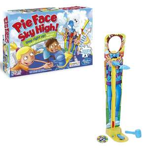 Pie Face Sky High Game from Hasbro Gaming £9.99 Smyths Toys