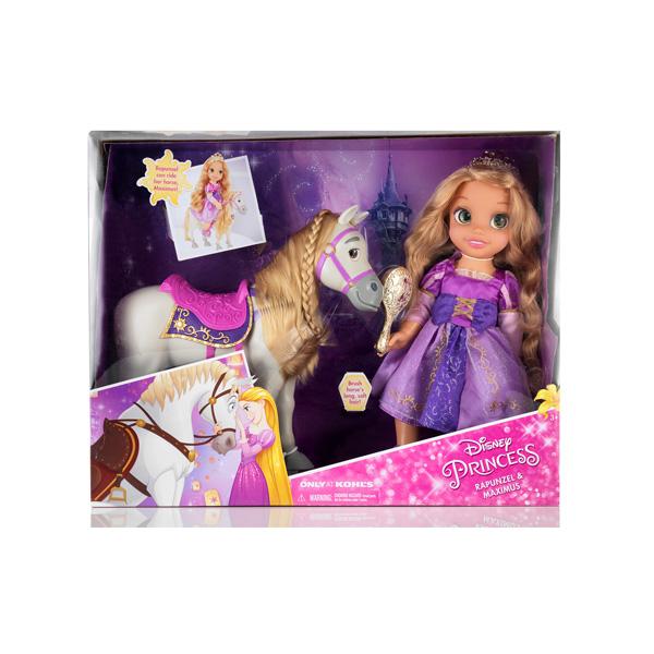 Disney Princess Toddler Doll & Horse Assortment £25 Sainsbury's