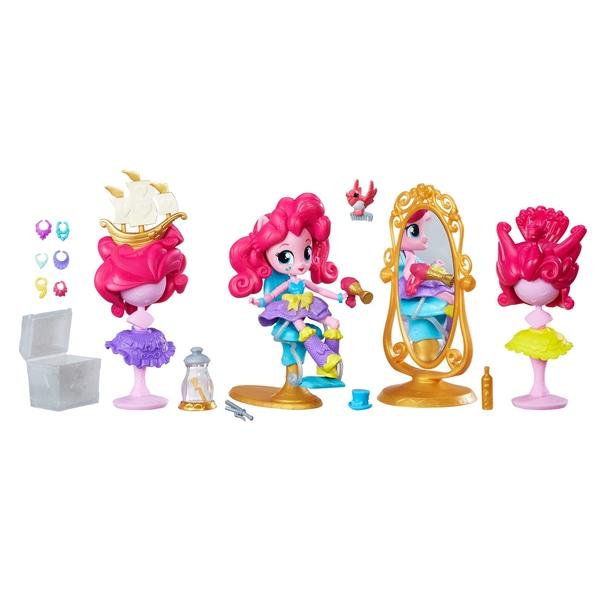 My Little Pony Equestria Girls Minis Pinkie Pie Switch-a-Do Salon Set - £9.99 @ Smyths Toys (C&C)