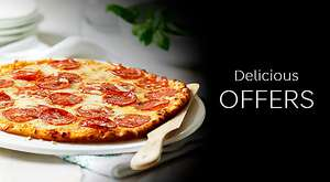Woodfired Pizza Meal Deal at M&S - Large Pizza /2 sides / Dessert for £10