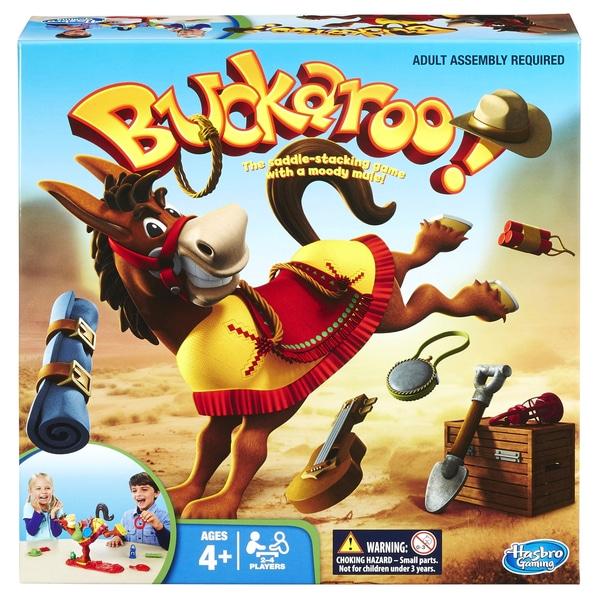 Buckaroo Game from Hasbro Gaming £9.99 Smyths Toys