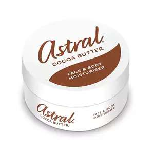 Astral Cocoa Butter 200ml £2.05 @ Superdrug