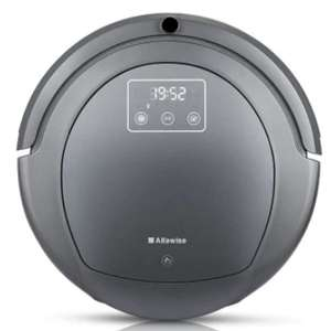 Alfawise ZK8077 Robotic Vacuum Cleaner 100.13 w/code @ Gearbest [90 Mins run time / Auto return to base]
